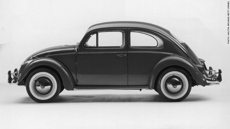 VW beatle 1962