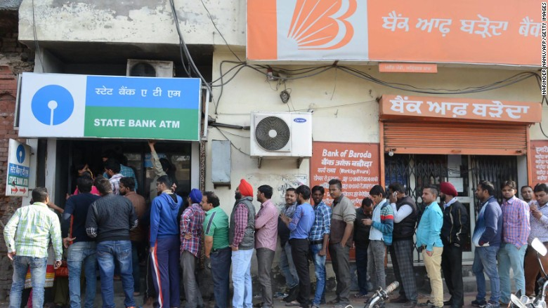 india bank lines