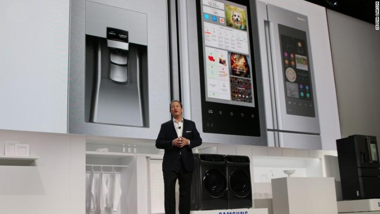 samsung appliances ces 2017