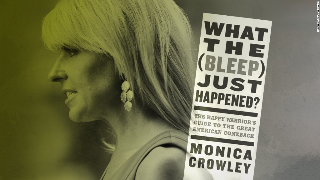 Monica Crowley bows out of Trump post after plagiarism revelations