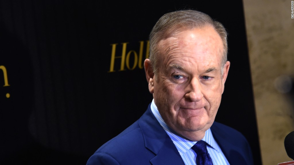 What's next for Bill O'Reilly?