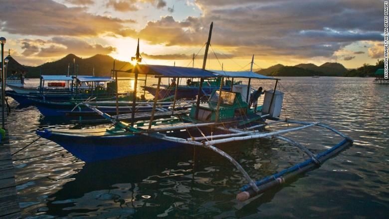 coron philippines harbour
