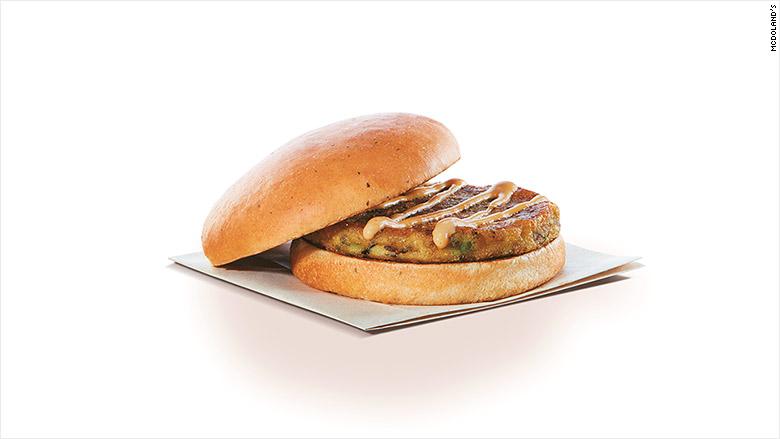 mcdonald's masala dosa burger 2