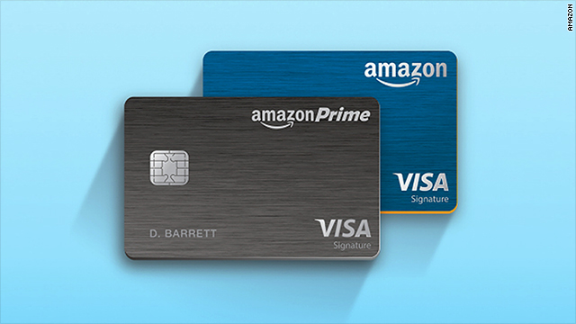 Amazon launches Chase card for Prime members