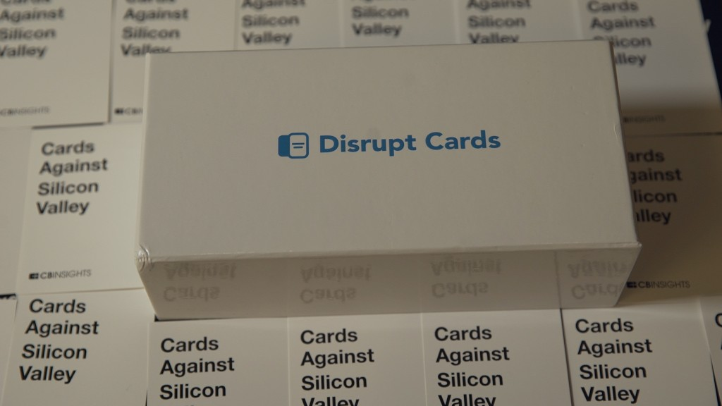 Cards Against Humanity gets a Silicon Valley version