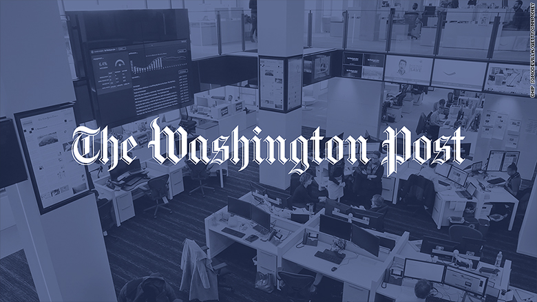 washington post newsroom logo