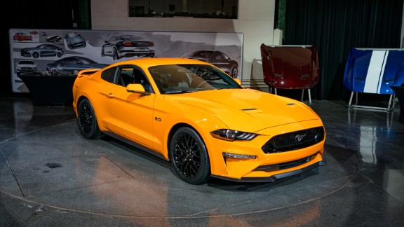2018 Mustang gets 10 gears, more power