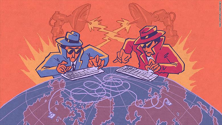 cyber cold war