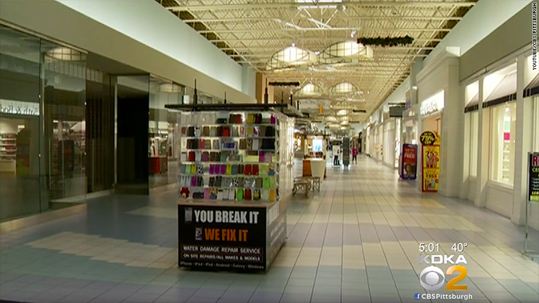 pittsburgh mills interior