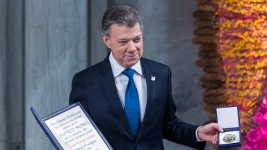 Colombian President: Policy talk should be 'rational, not emotional'