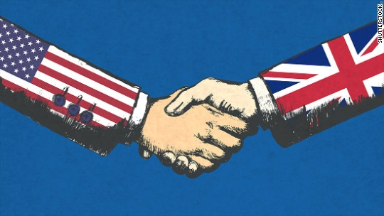 Britain wants to do more business with America. Its plan for Brexit won't help