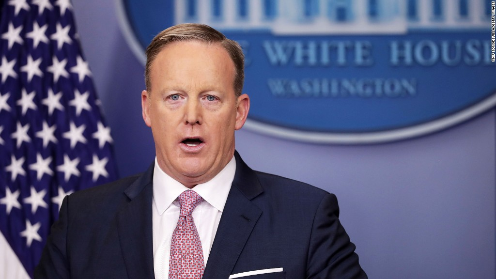 Spicer: Tax on imports to fund border wall