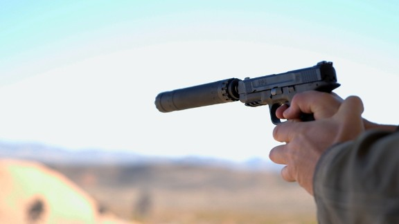 Gun silencer bills could mean big business for industry