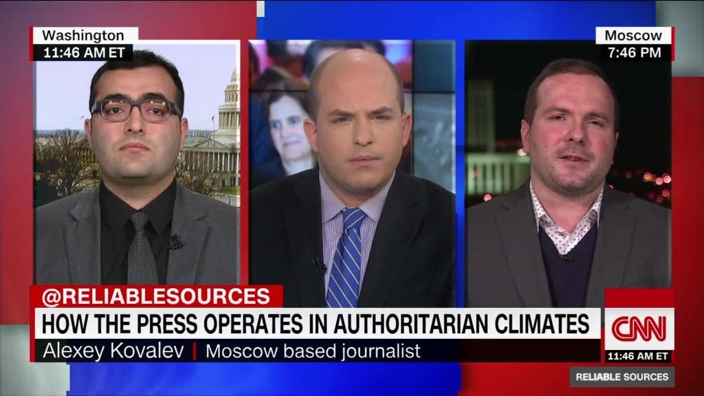 Practicing journalism in autocracies