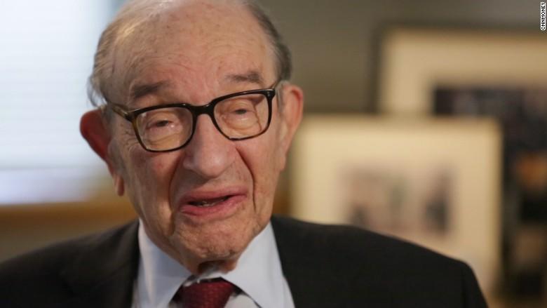 Alan Greenspan Nyu Dissertation