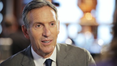 Starbucks' Howard Schultz: Childhood in the projects inspired his ambition