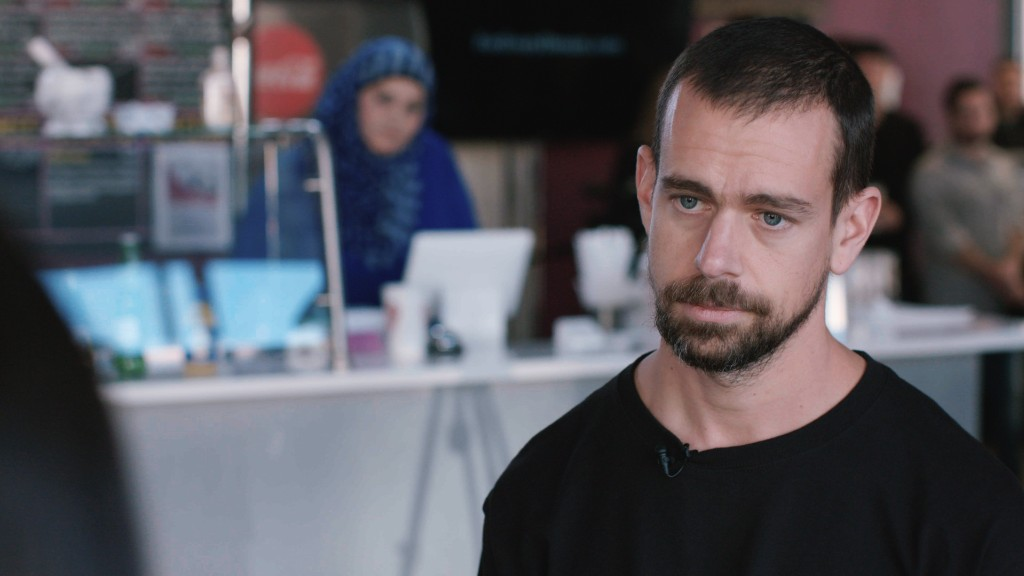 Jack Dorsey: Twitter shows best and worst of democracy