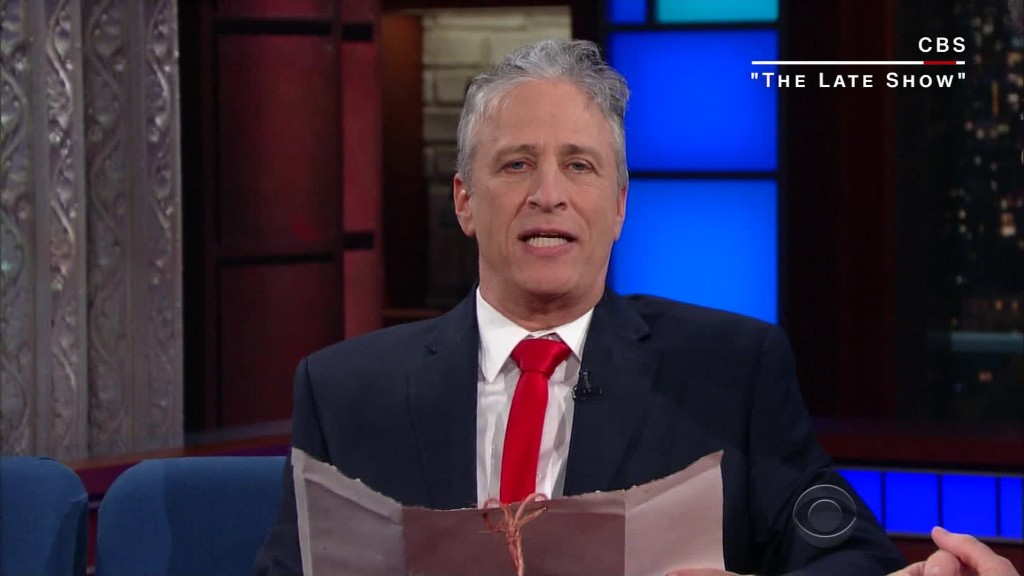 Jon Stewart predicts Trump's next move