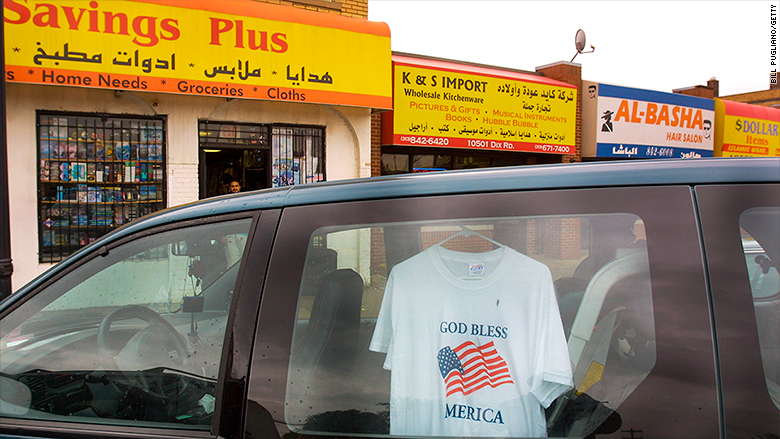 dearborn michigan arab stores