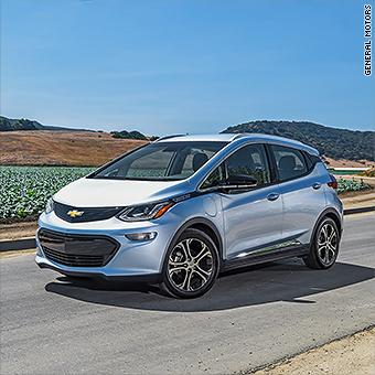 Consumer Reports Called The Chevy Bolt Ev Best Among Small Hybrid And Electric Cars