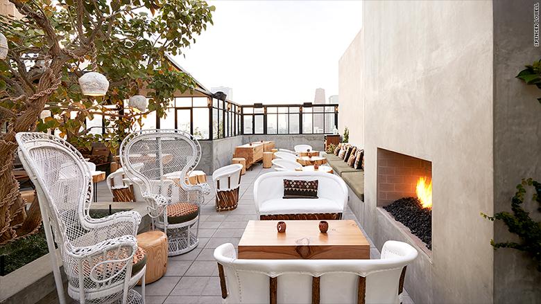 coolest hotel bar ace 2017