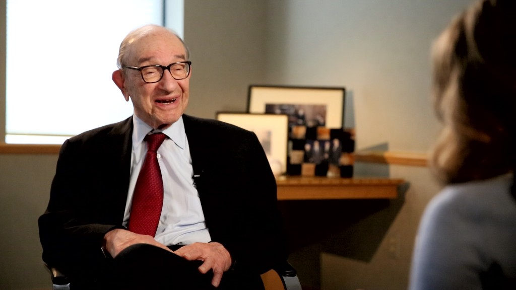 Alan Greenspan: The rest of the country doesn't like New York
