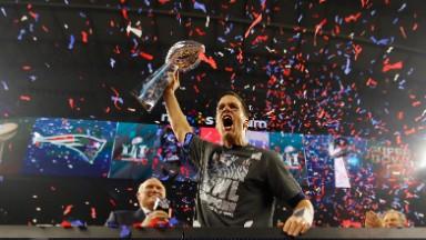 Super Bowl LI action outshines provocative ads