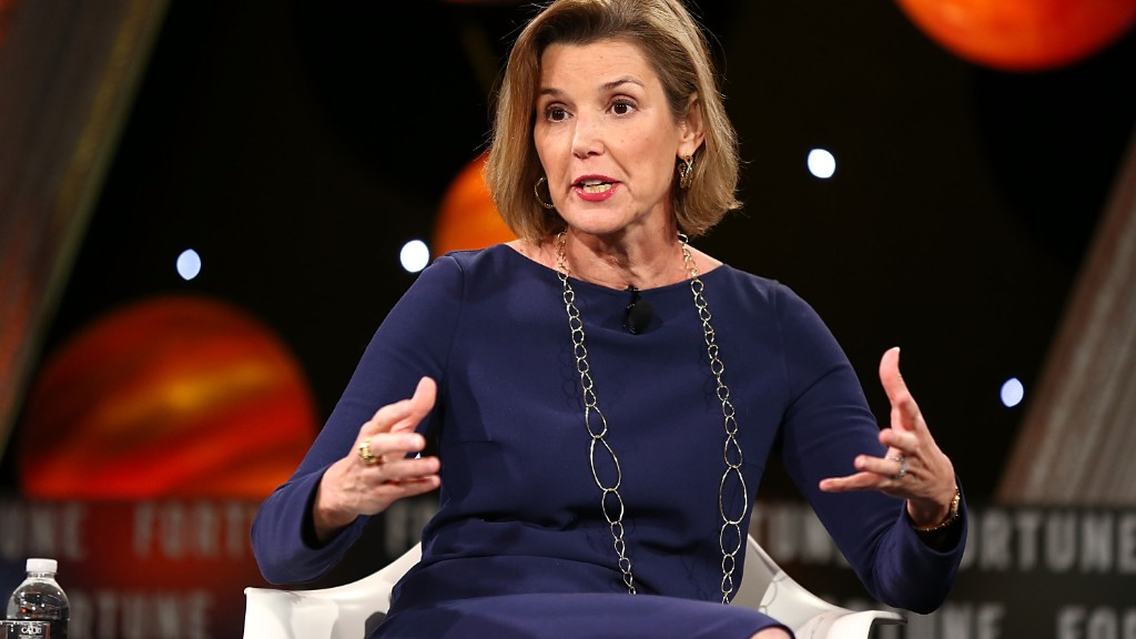 Sallie Krawcheck: Women 'don't need to be empowered'