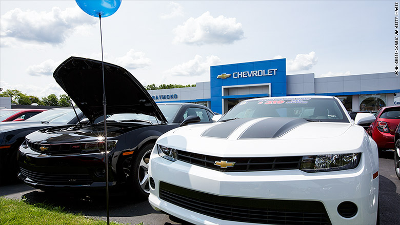 gm sells 10 million cars for first time thanks to china. Black Bedroom Furniture Sets. Home Design Ideas
