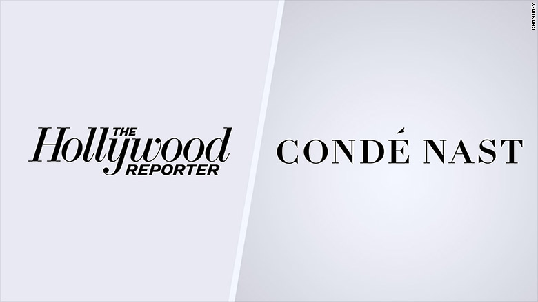conde nast hollywood reporter