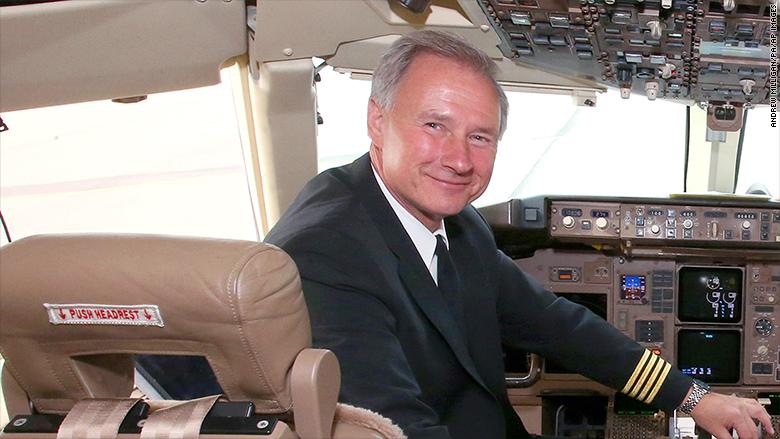 trump pilot