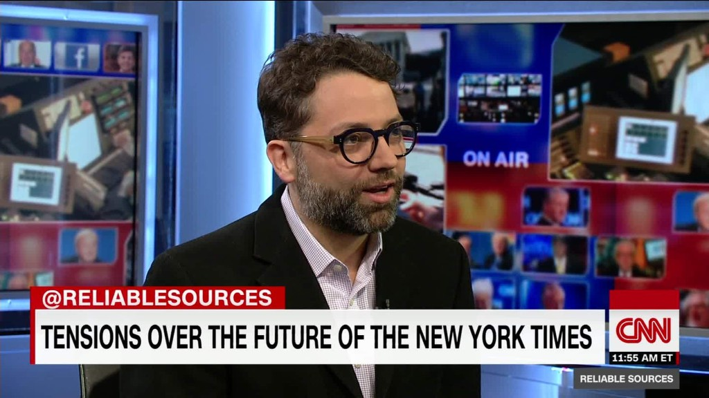 Making digital the top priority at the NYT