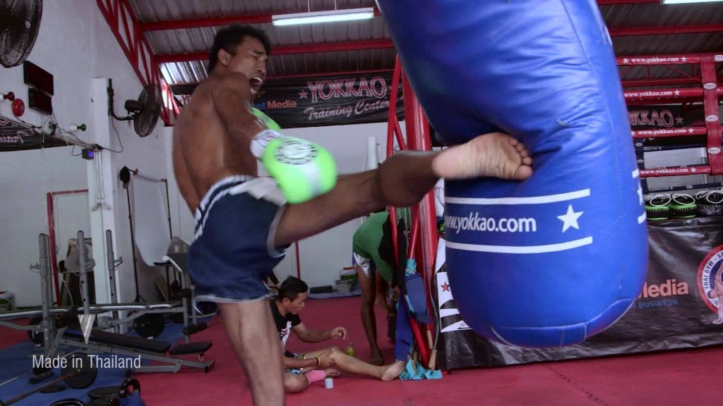 Muay Thai looks to the future