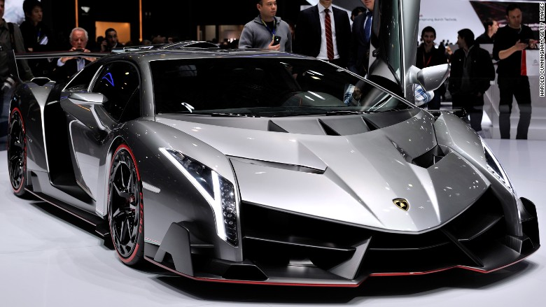 4 Million Lamborghini Supercars Recalled After Fires