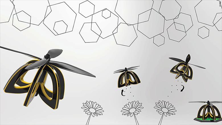 bee drone concept 2