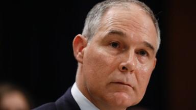 EPA again blocks journalists from attending summit: 'They ain't doing the CNN stuff'