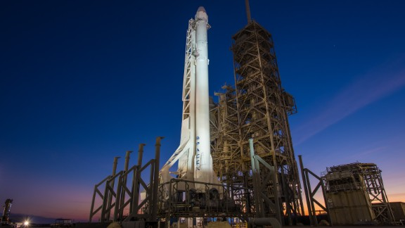 SpaceX launches and lands another rocket