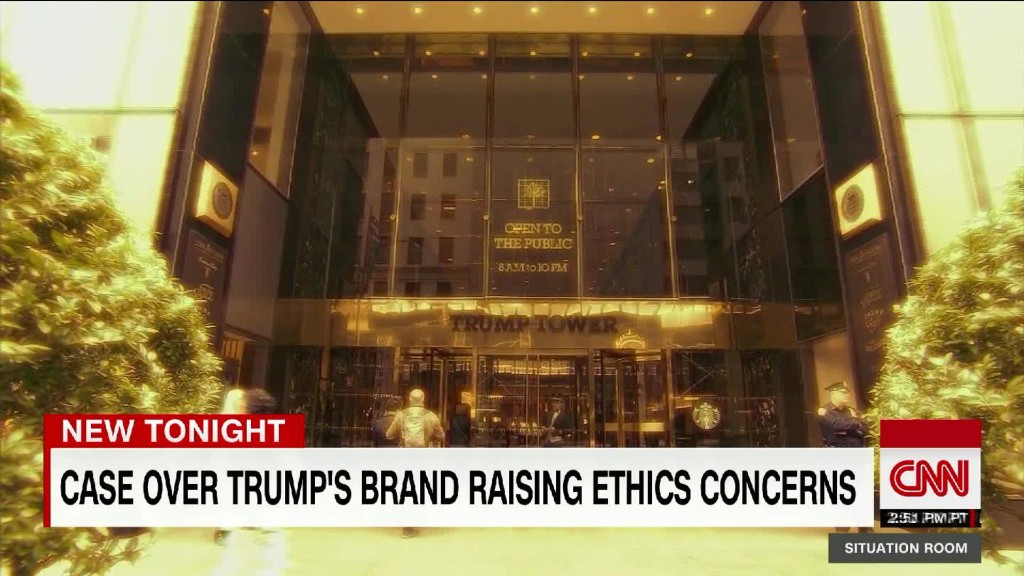 China reverses Trump trademark decision. Is it an ethics problem?