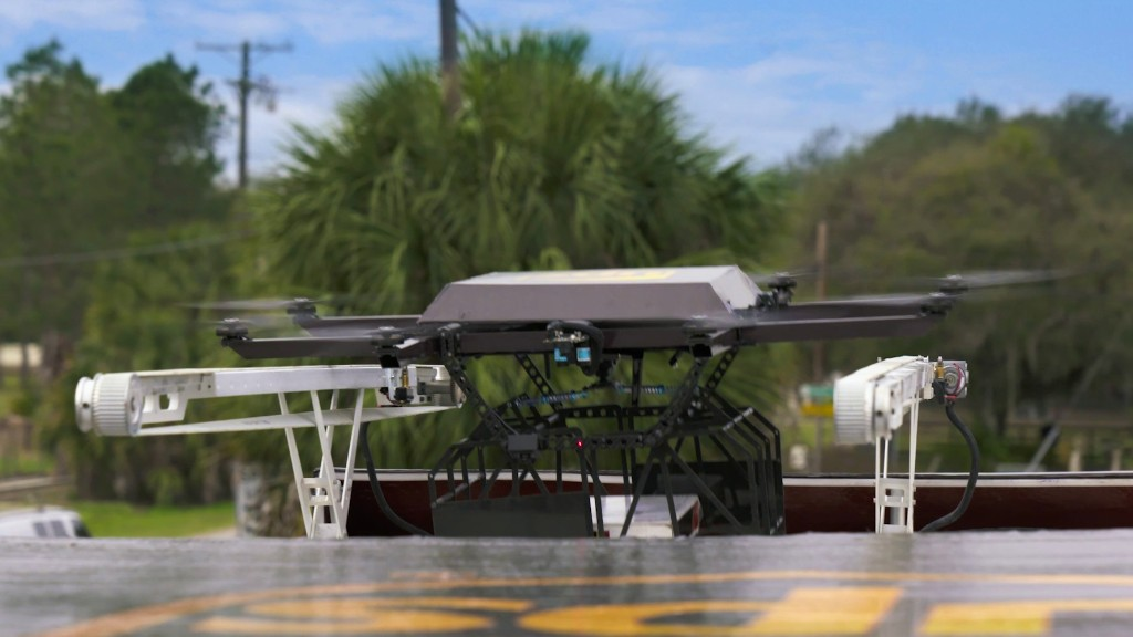 UPS wants to make drone delivery a reality