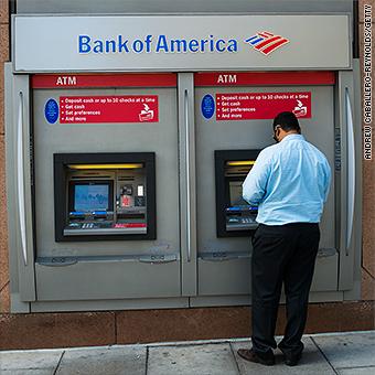 Big banks rack up $6 4 billion in ATM and overdraft fees
