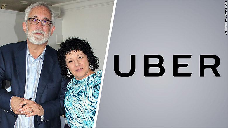 kapor uber