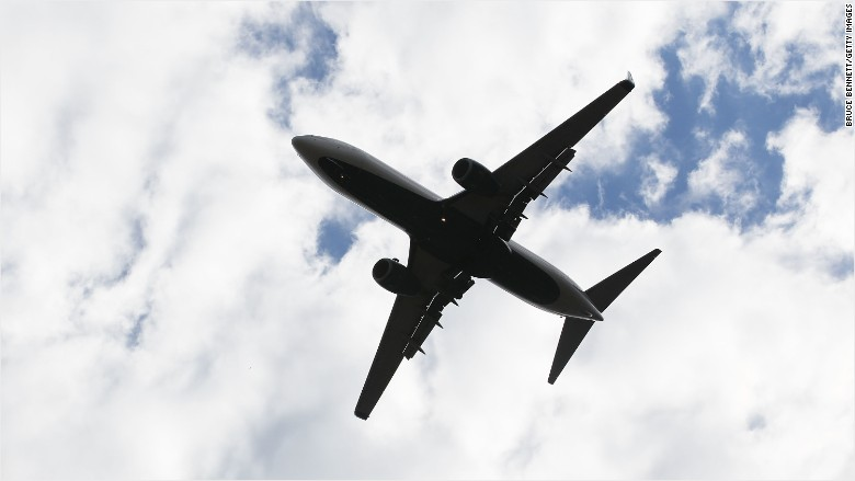 plane aircraft flight airline