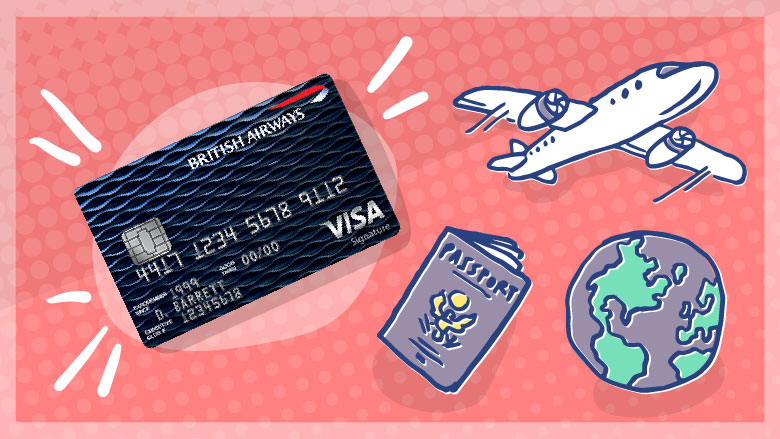 International jet setters british airways visa signature card best business credit cards international jetsetters the british airways reheart Gallery