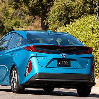 Toyota has built the ultimate Prius