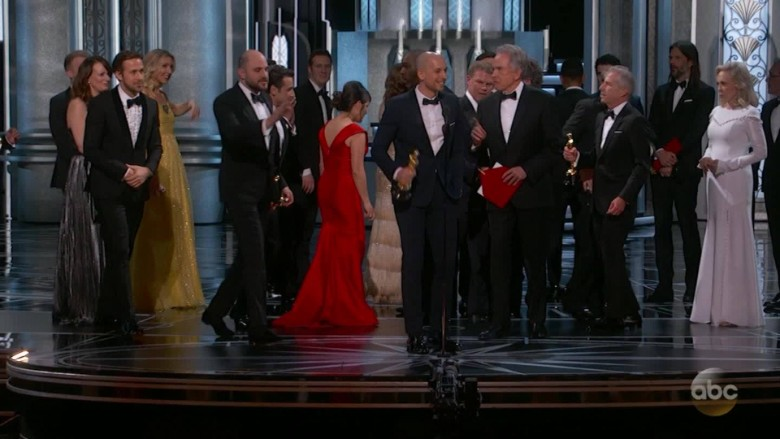 Oscars president: Best picture mix-up was shocking but beautiful