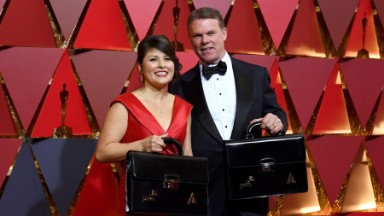 PwC accountants at center of 'envelopegate' won't be back to the Oscars