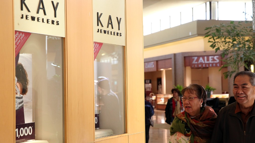 Kay and Jared jewelry chains face discrimination allegations