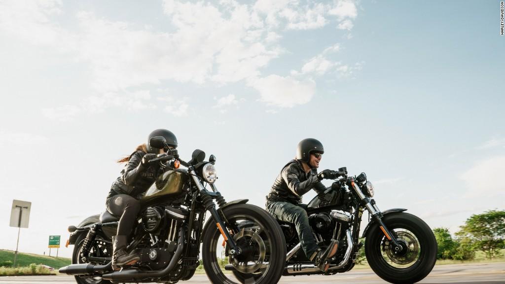Harley-Davidson responds to EU tariffs