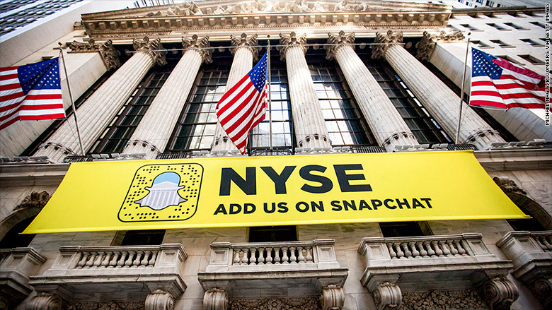 snap ipo aftermath