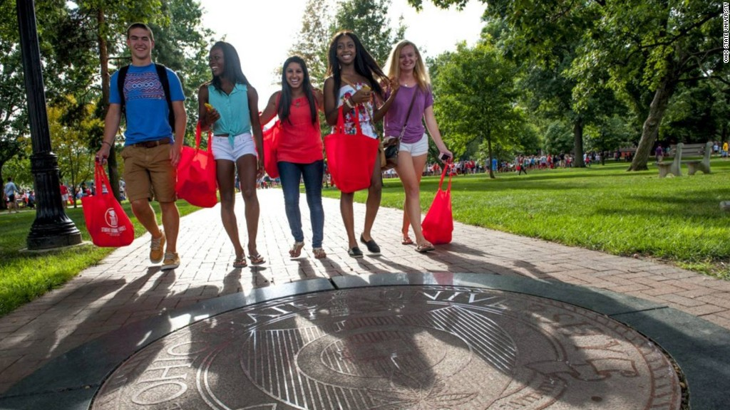 OSU president: Why we're recruiting lower income students